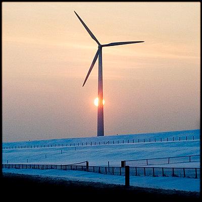 Windmills - p8960110 by Patrick Post