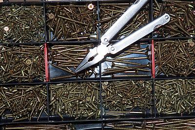 Werkzeug - p4510969 von Anja Weber-Decker