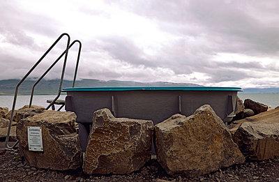 Pool in Hjalteyri - p382m1208351 by Anna Matzen