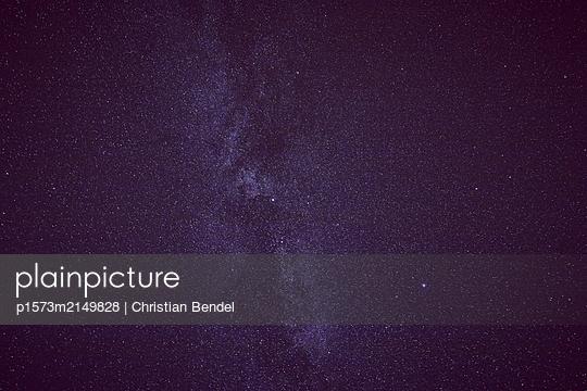 Milky way - p1573m2149828 by Christian Bendel