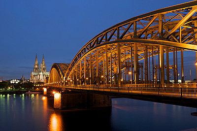 Rhine - p4010427 by Frank Baquet