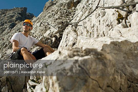 Alpinismus - p0810571 von Alexander Keller