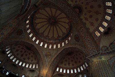 Blaue Moschee - p2410390 von L.B.Jeffries