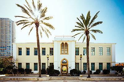 Tel Aviv - p416m1497986 von Jörg Dickmann Photography