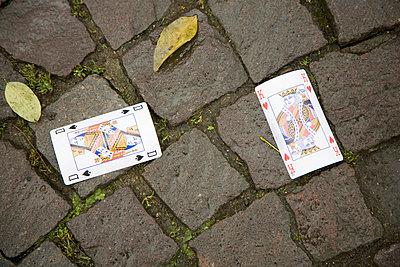 Spielkarten - p4970083 von Guntram Walter