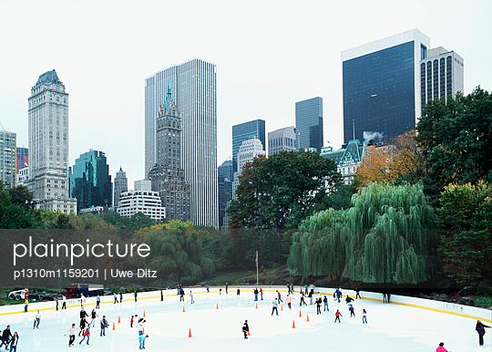 Central Park - p1310m1159201 von Uwe Ditz