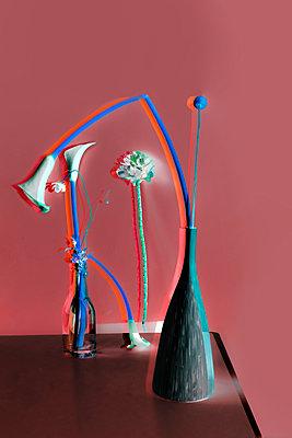 Flower decoration - p1413m2278773 by Pupa Neumann