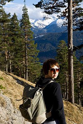 Trekking backpack - p4540343 by Lubitz + Dorner