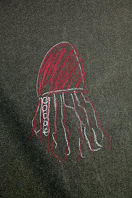 Jellyfish - p664m891734 by Yom Lam