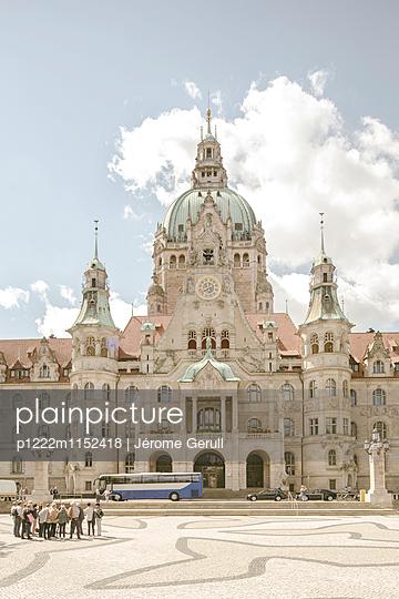Neues Rathaus Hannover - p1222m1152418 von Jérome Gerull