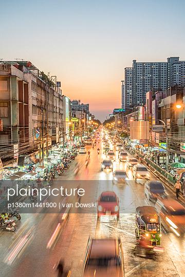 Bangkok - p1380m1441900 von van Dowski