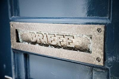 Briefverkehr - p8930004 von Thomas Ebert
