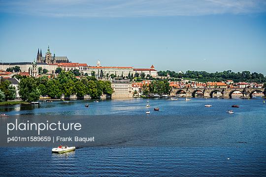 Stadtansicht Prag - p401m1589659 von Frank Baquet
