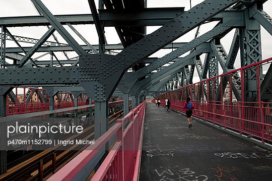 Williamsburg Bridge - p470m1152799 von Ingrid Michel