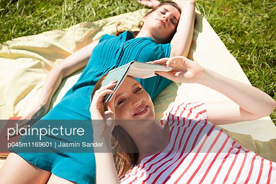 Sommerfeeling - p045m1169601 von Jasmin Sander