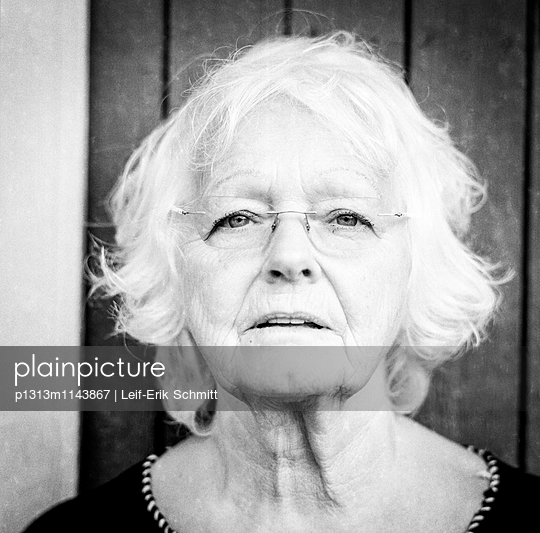 White-haired - p1313m1143867 by Leif-Erik Schmitt