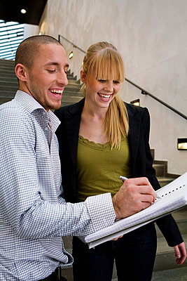 Student life Sweden. - p31220716f by Mikael Dubois