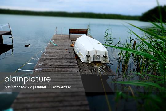 See, Mecklenburg-Vorpommern - p817m1162872 von Daniel K Schweitzer