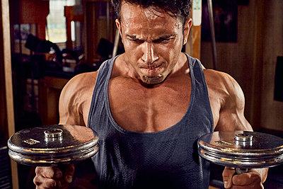 Bodybuilding - p1200m1161372 von Carsten Görling