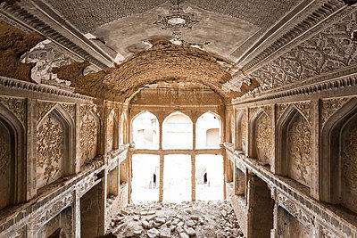 Abandoned caravanserai - p1440m1497492 by terence abela