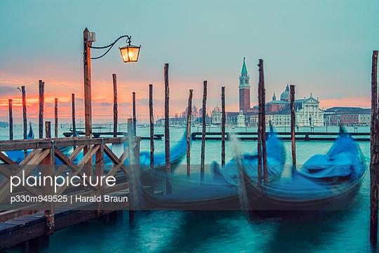 Venice - p330m949525 by Harald Braun