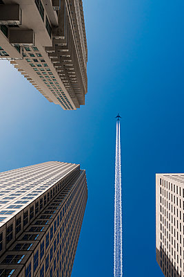 Skyscrapers - p1280m2077190 by Dave Wall