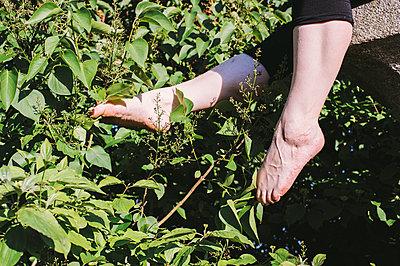 Füße - p1085m987287 von David Carreno Hansen