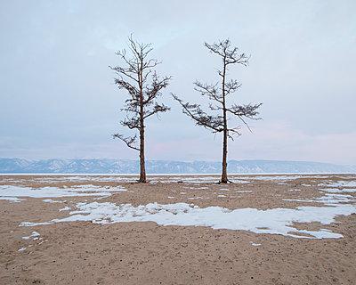 Olchon-Insel im Baikalsee - p1542m2142393 von Roger Grasas
