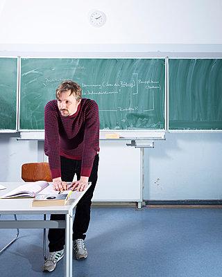 Lehrer - p1222m1031195 von Jérome Gerull