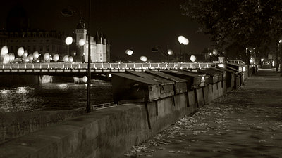 At the river Seine - p567m901560 by Alexis Bastin