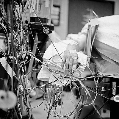In hospital - p1093m882736 by Sven Hagolani