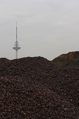 Television tower - p703m816436 by Anna Stumpf