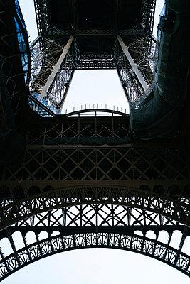 Eiffel Tower - p1053m931717 by Joern Rynio