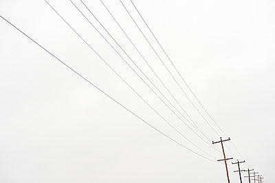 Power Lines - p1335m1362072 by Daniel Cullen