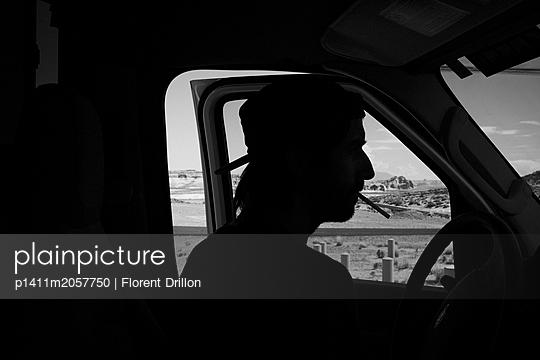 Car driver - p1411m2057750 by Florent Drillon