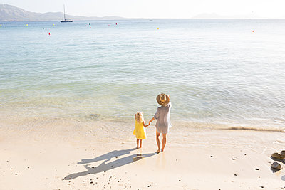 Familienurlaub - p454m1516035 von Lubitz + Dorner