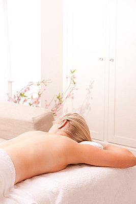 Massage - p6690388 by Julian Winslow