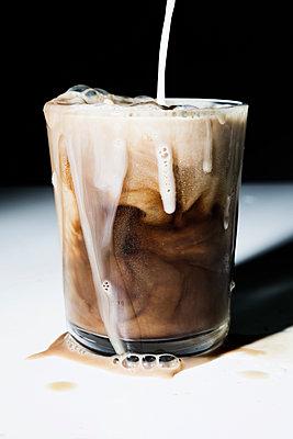 Eiskaffee - p1149m1138708 von Yvonne Röder