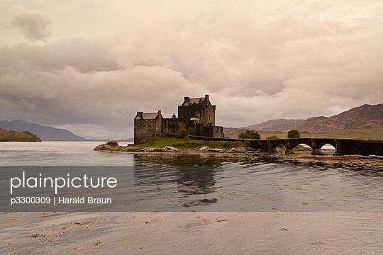 Eilean Donan Castle - p3300309 von Harald Braun