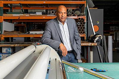 Print Shop Supervisor - p300m2242651 von Ian Spanier