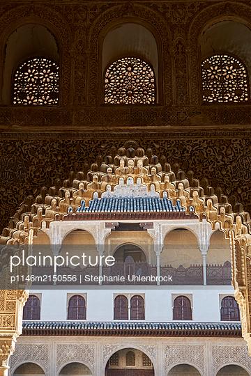 Granada, Alhambra - p1146m2150556 by Stephanie Uhlenbrock