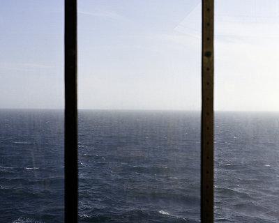 Blick vom Schiff auf den Ärmelkanal - p1409m1466047 von margaret dearing