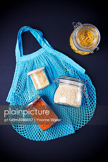 Plastikfreies Einkaufen - p1149m2086657 von Yvonne Röder