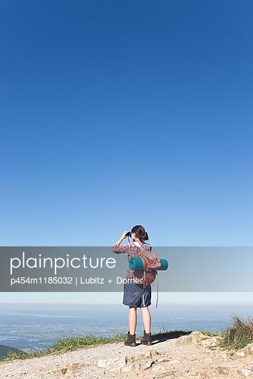 Ziel in Sicht - p454m1185032 von Lubitz + Dorner