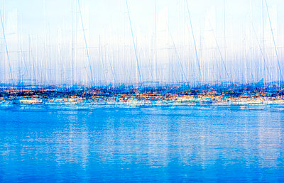 Segelboote - p1436m1510900 von Joseph S. Giacalone
