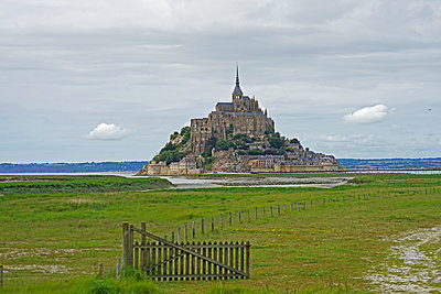 Le Mont-Saint-Michel  - p162m2149962 von Beate Bussenius