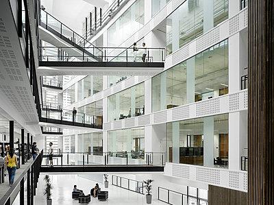 Manchester Interdisciplinary Biocentre, John Garside Building - p8551140 by Daniel Hopkinson