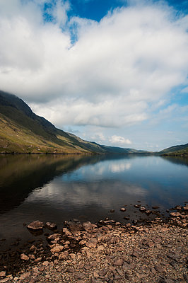 Doolough Pass - p1047m1161874 by Sally Mundy