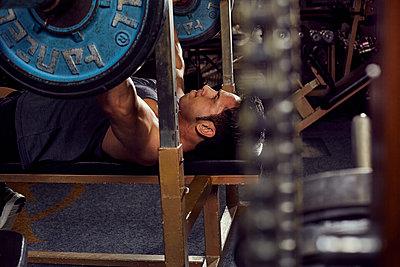 Bodybuilding - p1200m1161354 von Carsten Görling