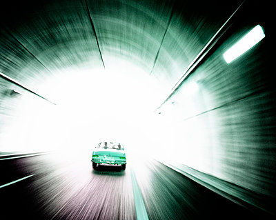 Driving through a tunnel - p5510006 by kaipeterstakespictures